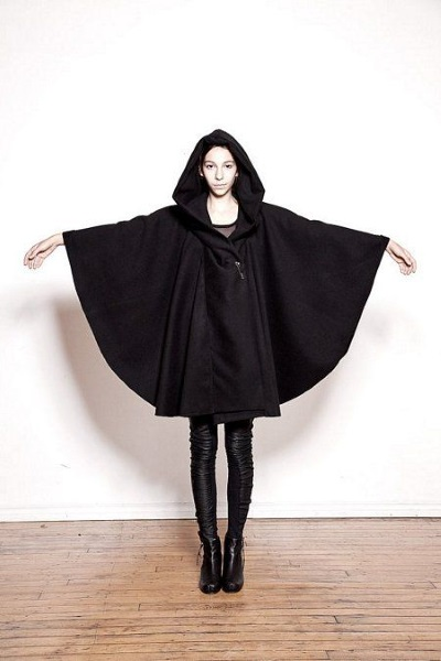 Modern Gothic Style Cape