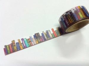 christmas-books-masking-tape