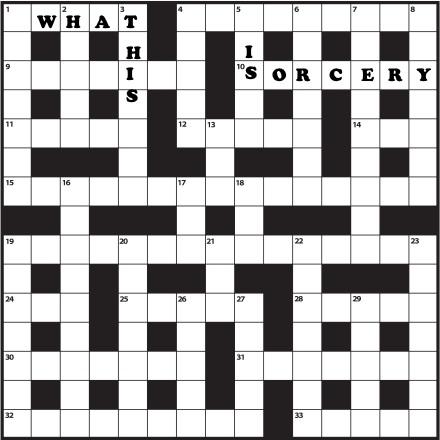 cryptic-crossword