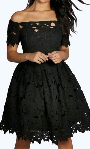 gothic-prom-dresses-under-100-boohoo