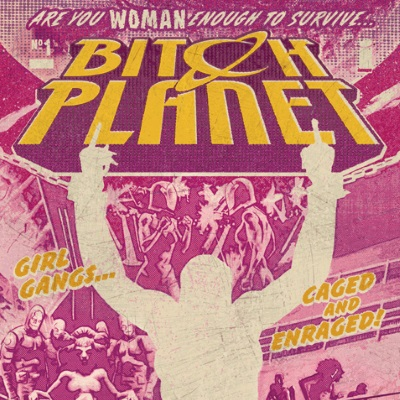 bitch planet comic