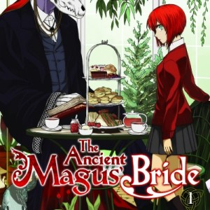Manga - the ancient magus' bride vol 1 cover