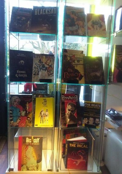 raygun east comic shop 3