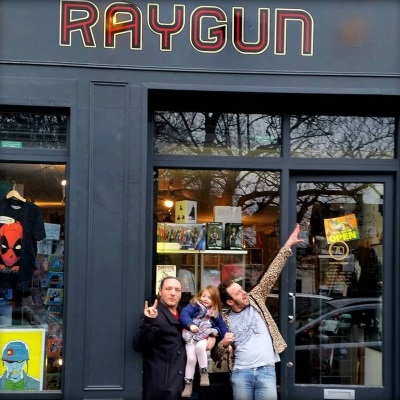 raygun-east-comic-shop