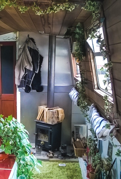 houseboat stove