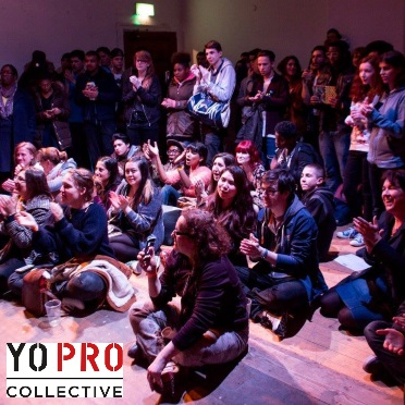 YoPro Collective - get involved with the creative arts in London