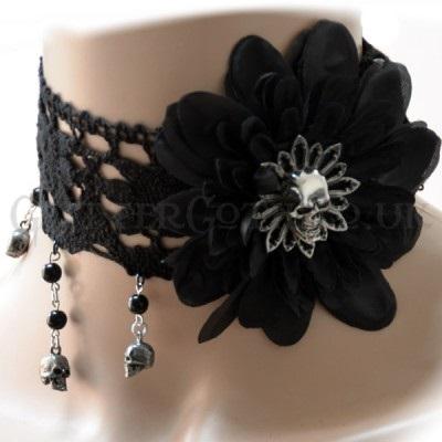 glittergoth gothic jewellery