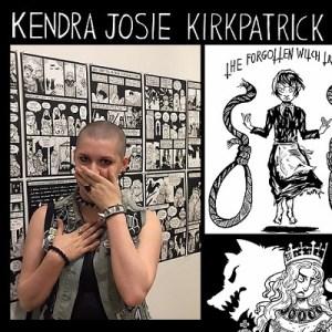 Kendra Josie Kirkpatrick comics
