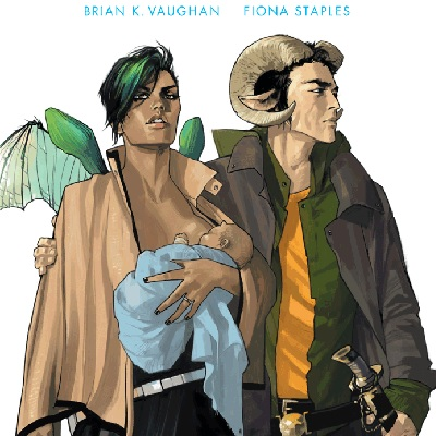 Saga comic reasons cool
