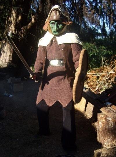 LARP goblin