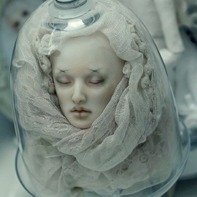 bell jar by bluoxyde