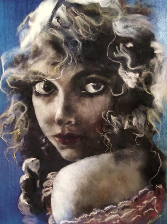Wool Art Lilli