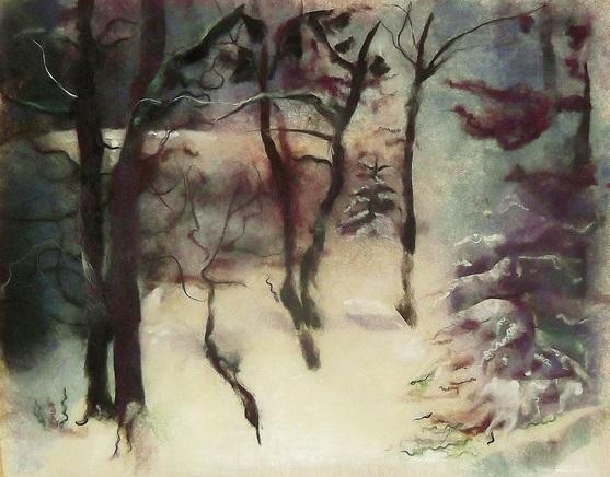 Wool Art Narnia