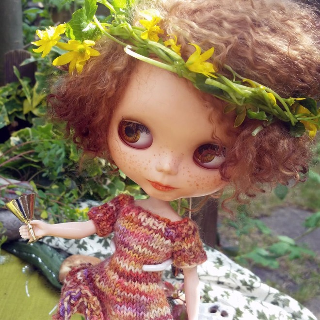 beltane sabbat ritual blythe dolls