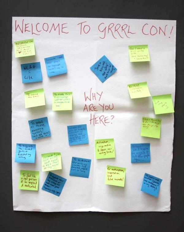 Grrrl Con 2016