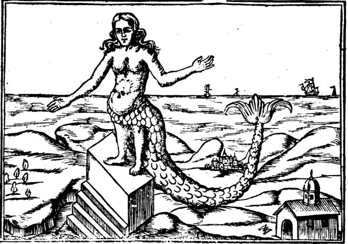 mermaid myths atargatis