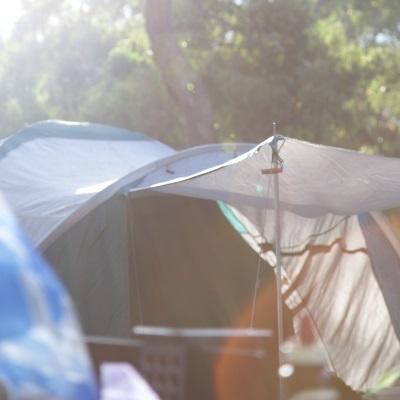 cool festival tent