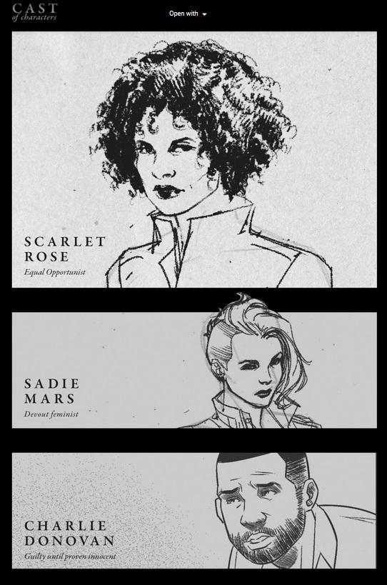 Popova characters