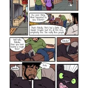Unadoptables comic sample
