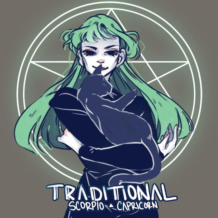 zodiac witch type scorpio capricorn