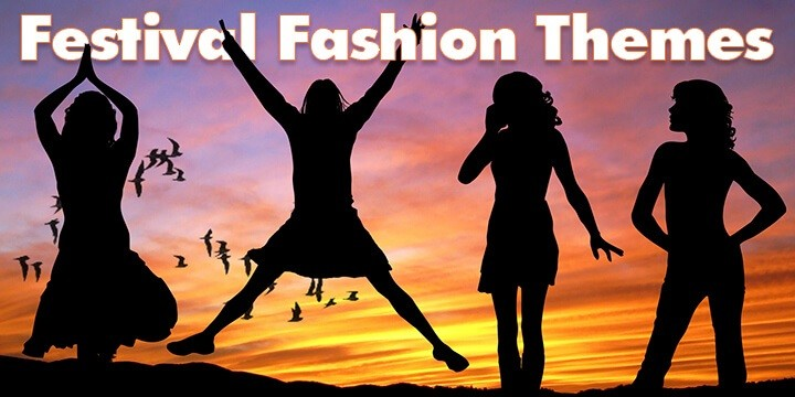 festival fashion themes