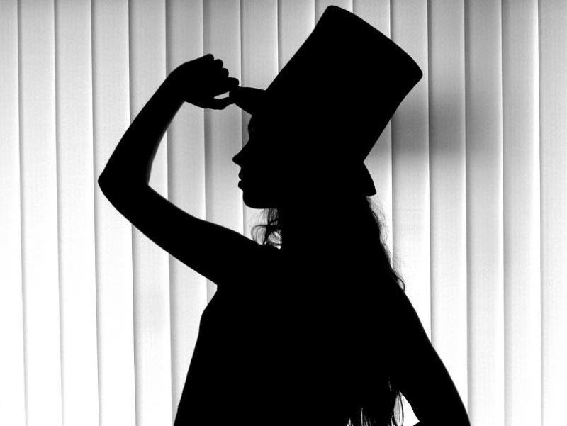 silhouette photo tips
