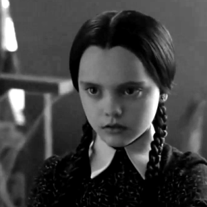 Enter the Season of Spook with this poetic ode to Wednesday Addams.