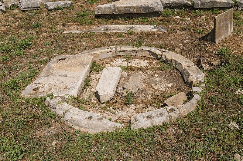 Shrine of Venus Cloacina