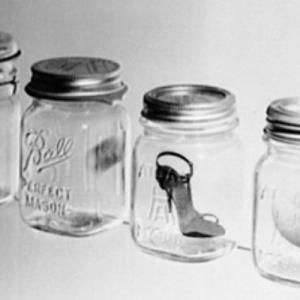 glass jar poetry