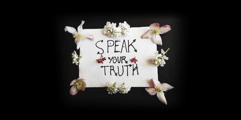 speak your truth magic ritual