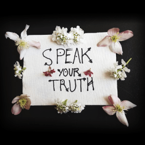 speak your truth magic ritual