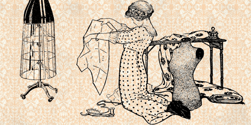 5 Vintage Sewing Pattern Tips to Help You Effectively Wear the Past