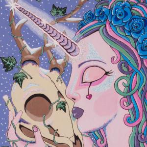 #ARThags: The twisted magical art of Shelli Le Fay