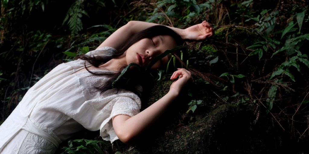 A Poem: i am not okay by Juliette van der Molen