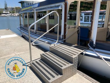 Boat Interior & Exterior Access