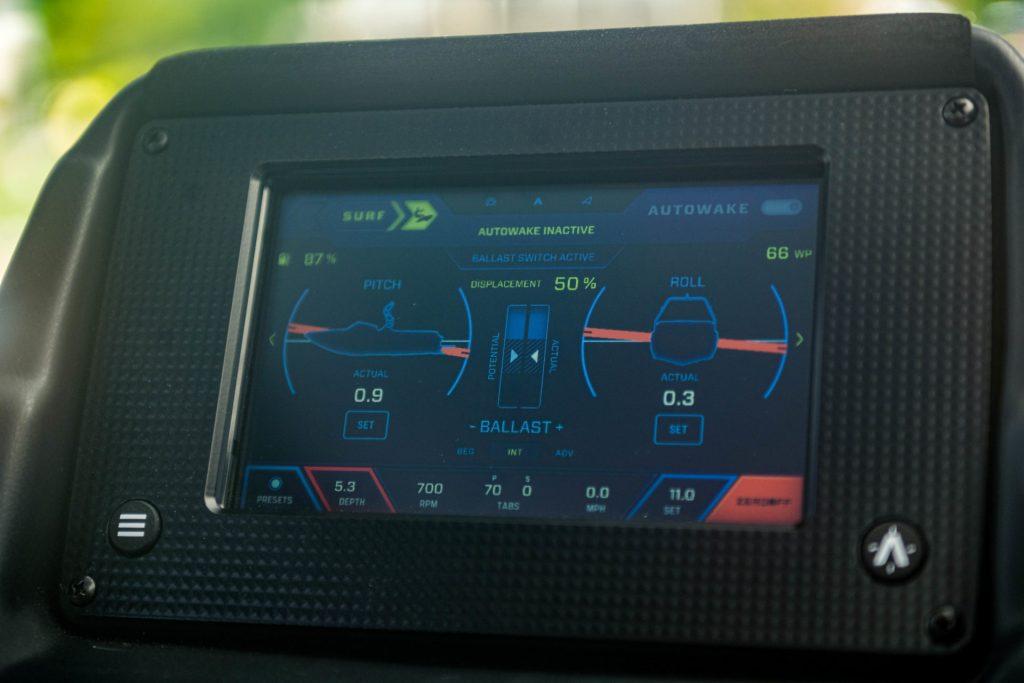 Autowake Intermediate Screen