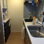 0歳児がいる我が家のキッチン公開!ありのままです。