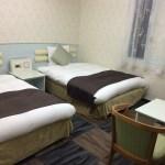 赤ちゃん連れにもやさしいホテル。ホテルディアモント新潟西に宿泊しました。