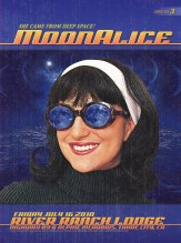 7/16/10 Moonalice poster by Dave Hunter