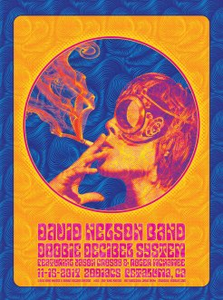 R12 › 11/15/14 poster by Dave Hunter