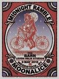 M821 › 5/09/15 The Barn, Levon Helm's Studio, Woodstock, NY