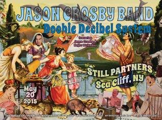 R032 › 5/20/15 Still Partners, Sea Cliff, NY with Jason Crosby Band