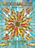 M855 › 8/02/15 Salmonstock Music Festival, Ninilchik, AK poster by Gregg Gordon