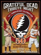 M859 › 8/13/15 Grateful Dead Tribute Night at AT&T Park, San Francisco, CA