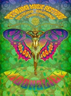 M1003 › 8/5/17 Petaluma Music Festival, Petaluma, CA poster by David Singer