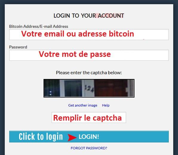 freebitcoin se connecter