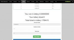 loterie gratuite litecoin