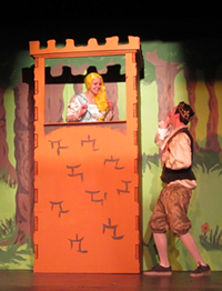 """Production still from """"Rapunzel"""" by the NAGs"""