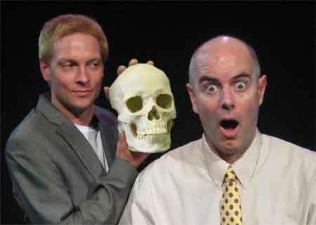 Teaching Hamlet Toronto Fringe 2013