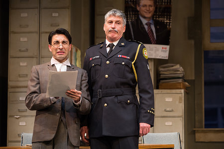 Accidental Death of an Anarchist, Soulpepper